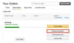 Delete Amazon Account