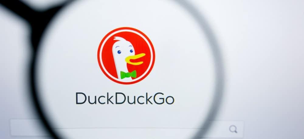 Search History On DuckDuckGo