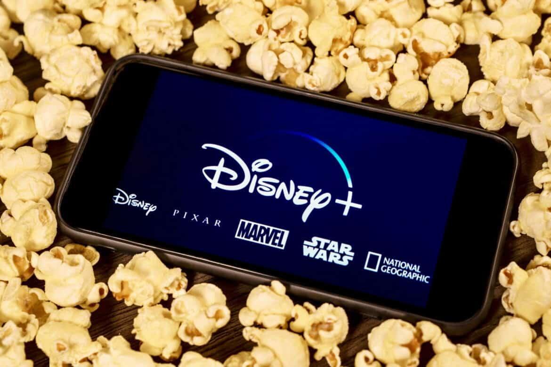 Share Disney Plus